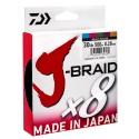 J BRAID X8 TRECCIATO DARK GREEN DAIWA 150MT
