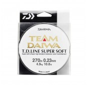 TD LINE SUPERSOFT FILO DAIWA 270MT CLEAR